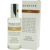 Demeter Dirt Cologne Spray 4 Oz By Demeter