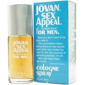 Jovan Sex Appeal Cologne Spray 3 Oz By Jovan