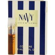 Navy Vial On Card Mini By Coty