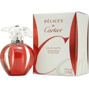 Delices De Cartier Edt Spray 1.6 Oz By Cartier