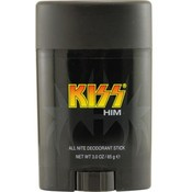 Kiss Him Deodorant Stick 3 Oz By Kiss