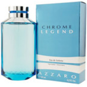Chrome Legend Edt Spray 4.2 Oz By Azzaro Wholesale Bulk