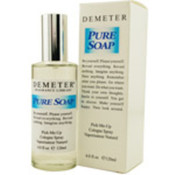 Demeter Pure Soap Cologne Spray 4 Oz By Demeter