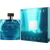 Chrome Summer By Azzaro Edt Spray 3.4 Oz (Limited Edition 2012) for Men Wholesale Bulk