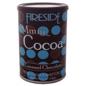 Caramel Chocolate Cocoa Sampling Bag