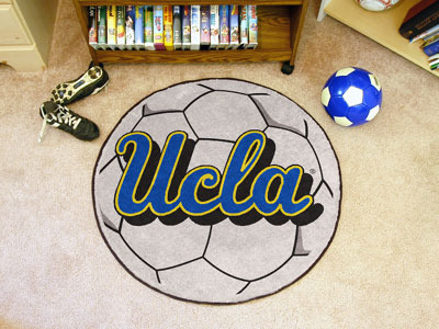 Wholesale Fashion Dresses  Angeles on Wholesale Ucla   California  Los Angeles Soccer Ball Rug  Sku 473519