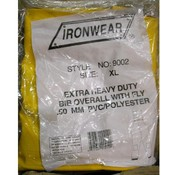 Ironwear 50 mm Rain Wear Bib Overall