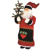 15&quot; Hearts Desire Santa by Santa&#39;s Workshop