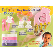 Baby Buddy Gift Pack (Blister Card) Pink