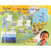 Baby Buddy Gift Pack (Blister Card) Blue