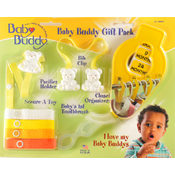 Baby Buddy Gift Pack (Blister Card) Yellow