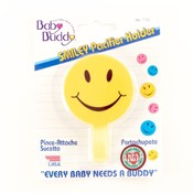 Baby Buddy Smiley Pacifier Holder Assorted Colors Wholesale Bulk