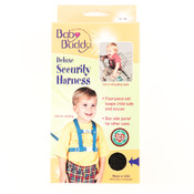 Deluxe Security Harness Black