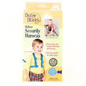 Deluxe Security Harness Blue