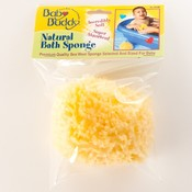 Natural Bath Sponge - 24 count