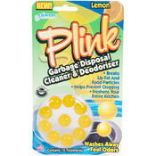 Plink Garbage Disposal Cleaner/Deoderizer 10 Ct - Lemon