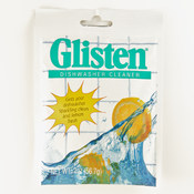 Glisten 2oz Lemon Dishwasher Cleaner