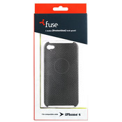 Fuse Black Checkered iPhone 4 Skin