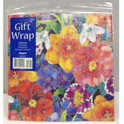 Gift Wrap- Graphic Floral Wholesale Bulk