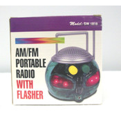 AM/FM Portable Electronic Radio