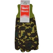 Men's Camoflauge Jersey Gloves (No UPC)