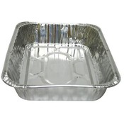 Foil Large Rectangular Roaster -16.7x12.7x3""