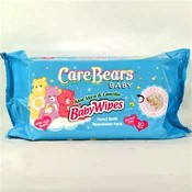 Care Bears Baby Wipes w/ Aloe & Lanolin