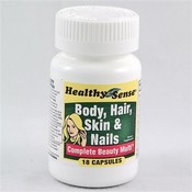 Healthy Sense Hair, Skin & Nail Caps