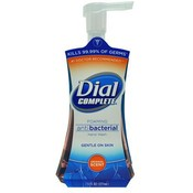 Dial Antibacterial Foaming Hand Wash Original