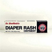 Sheffield Baby Diaper Rash Ointment