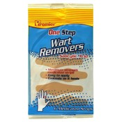 One Step Wart Remover Strips Salicylic Acid