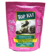 Top Kat Ocean Fish Cat Food Pouch Wholesale Bulk