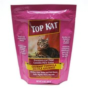 Top Kat Gourmet Flavor Cat Food Pouch