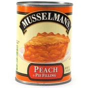 Musselman's Peach Pie Filling