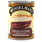 Musselman's Chocolate Cream Pie Filling