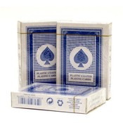 Playing Cards Poker Size Plastic Coated