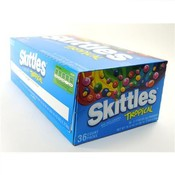 Skittles Tropical Fruity Chews