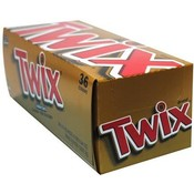 Twix Caramel Candy Single