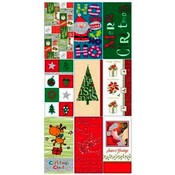 Christmas Money Holder Cards 6 Count 9 Assorted Wholesale Bulk