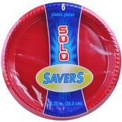 Solo Red Party Plate 10.25' Wholesale Bulk