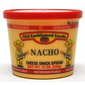 Old Fashioned Foods Nacho Cheese Spread