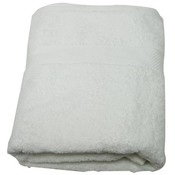 White Premium Bath Towel 100% Cotton 30&quot; x 52&quot;