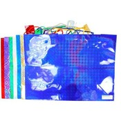 Giant Horizontal Hologram Gift Bags