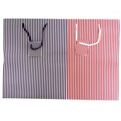 Large Retro Gift Bags Stripes/Circles
