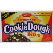 Cookie Dough Bites Chocolate Chip Candy Theatre Bo