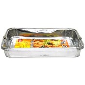 "Foil Mini Broiler Pan 8.7""x6""x1"" by Foil Star"