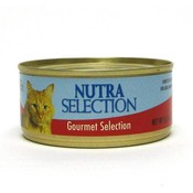 Nutra Selection Gourmet Dinner Cat Food