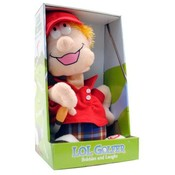 Golfer Bobbles Novelty Item