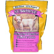 Sunshine Premium Formula Puppy Food Pouch