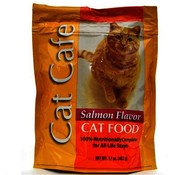 Cat Cafe Salmon Flavor Cat Pouch